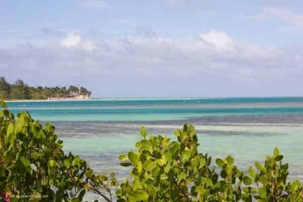 Drei Wochen Atlantische Küste / Norden, Kuba, Cayo Guillermo ist touristisch gut ausgebaut - hier gibt es einige All