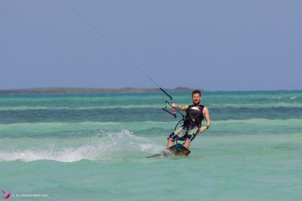 3 Wochen Atlantische Küste / Norden, Kuba, Wir hatten auf jeden Fall unseren Spaß! Das warme Wasser war einfach