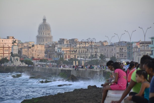 Eine Woche Kuba, Kuba, Havanna ist die Hauptstadt der Republik Kuba. Im Norden grenzt sie an