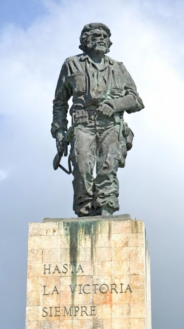 """Eine Woche Kuba, Kuba, Das  """"Museum und Monument der Erinnerung an den Kommandanten Ernesto C"""
