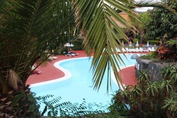 10 Tage Playa de Los Cancajos (Stadt), La Palma, Spanien, Apartamentos Oasis San Antonio