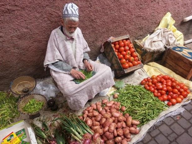 Kurzurlaub Landesinnere » Marrakesch