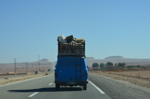 Kurzurlaub Marrakesch (Stadt), Landesinnere, Marokko, On the Road