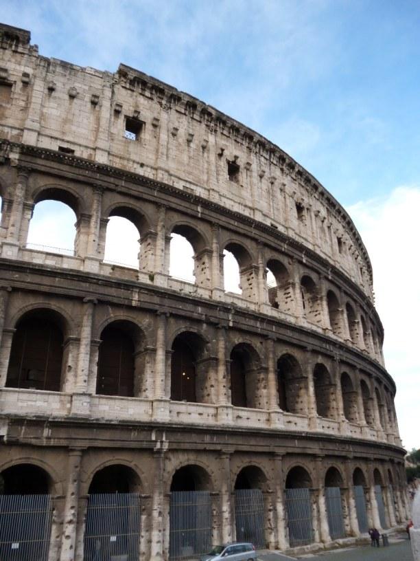 Kurztrip Rom (Stadt), Latium, Italien, Colosseum