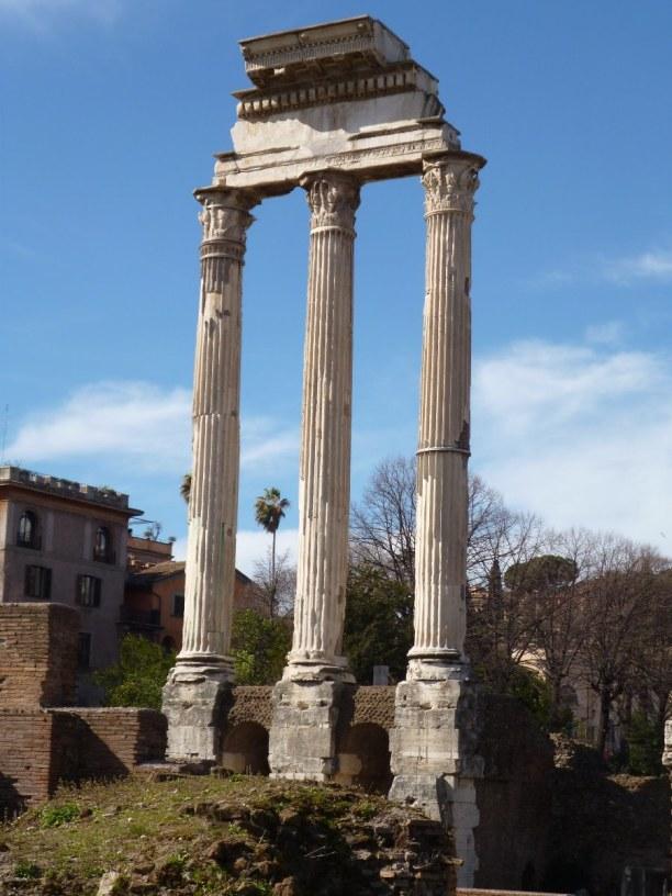 Kurztrip Rom (Stadt), Latium, Italien, Forum Romanum