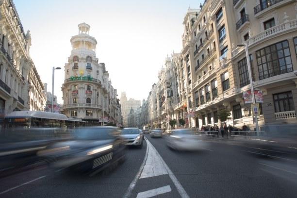 Kurztrip Madrid (Stadt), Madrid und Umgebung, Spanien, Gran Vía