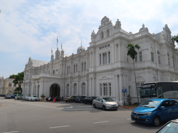 Eine Woche Malaysia » Penang