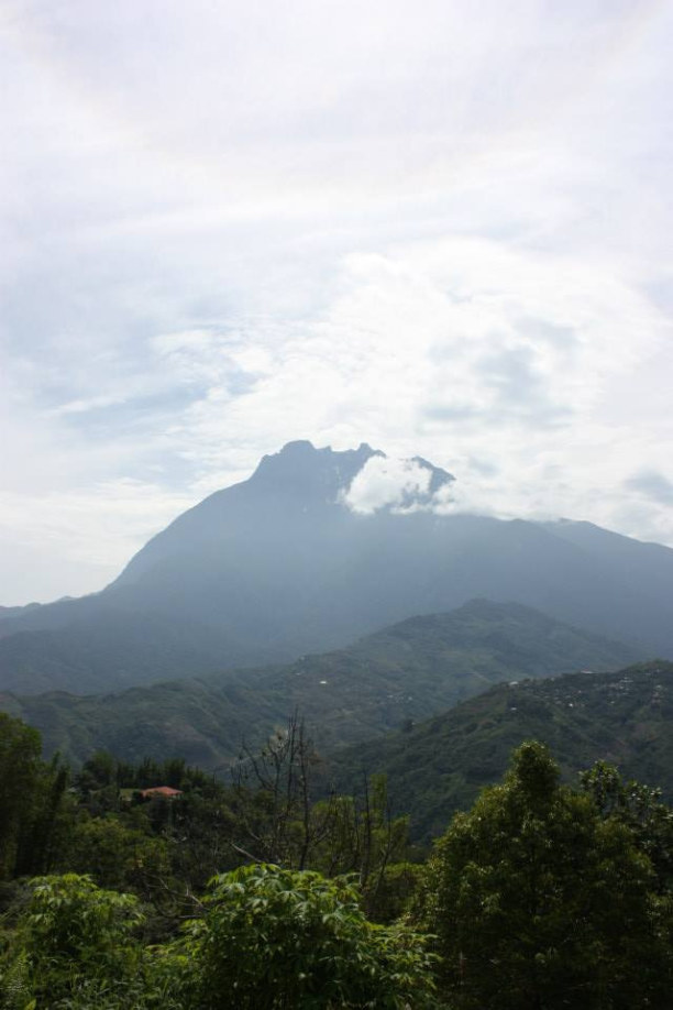 Zwei Wochen Sabah (Borneo), Malaysia, Mount Kinabalu, Borneo