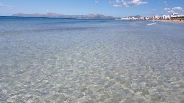 Zwei Wochen Playa de Muro (Stadt), Mallorca, Spanien, Muro