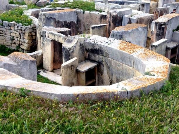Kurzurlaub Malta, Malta, Die Megalithischen Tempel von Malta wurden vermutlich zwischen 3.800 u