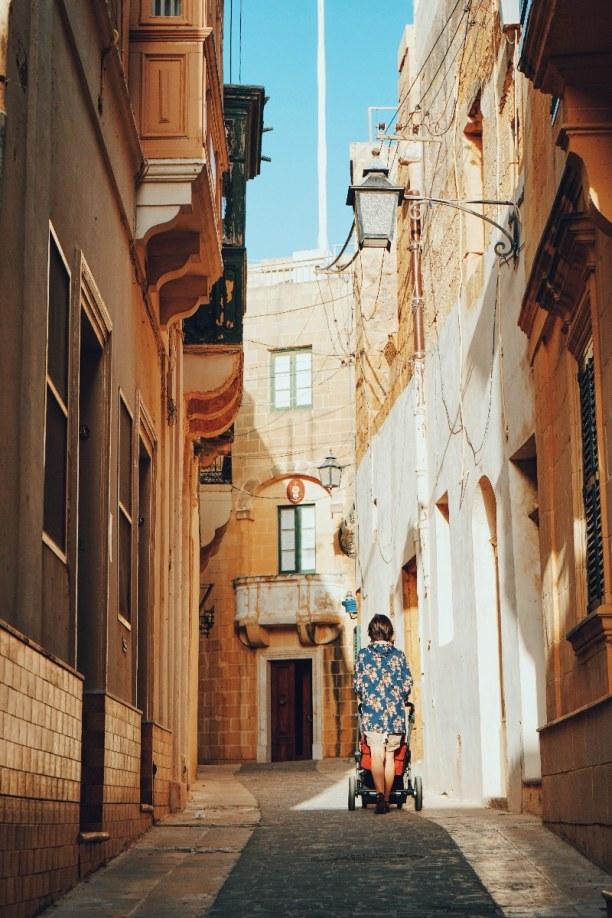 Kurztrip Malta, Malta, Victoria (Malta)