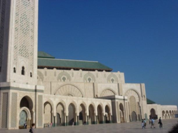 Kurzurlaub Mittelmeerküste, Marokko, Casablanca ⵜⵉⴳⵎⵉ ⵜⵓⵎⵍⵉⵍⵜ الدار البيضاء