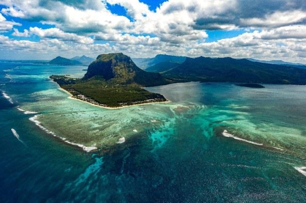 1 Woche Nordküste, Mauritius, Das vermutlich größte Highlight auf Mauritius ist der Unterwasser-Wa