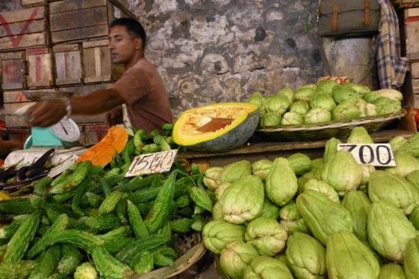 10 Tage Südküste, Mauritius, Ein lebendiger Markt in Port Louis
