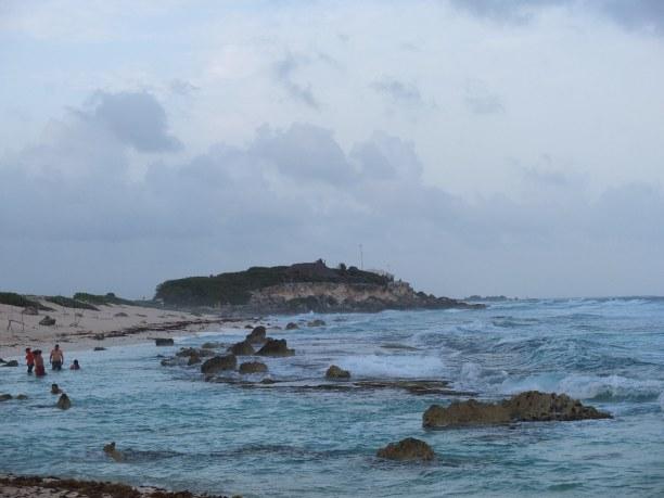 2 Wochen Halbinsel Yucatán, Mexiko, Die Ostküste von Cozumel ist um einiges wilder als die Westküste.