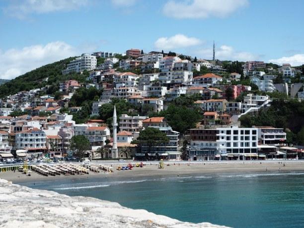 Eine Woche Montenegro, Montenegro, Die Grenzstadt zu Albanien Ulcinj hat einen gewissen Charme mit seiner
