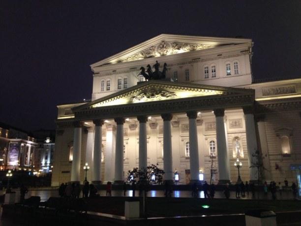 Moskau (Stadt), Moskau und Umgebung, Goldener Ring, Russische Föderation, Большой театр России / Bolshoi Theatre of Russia