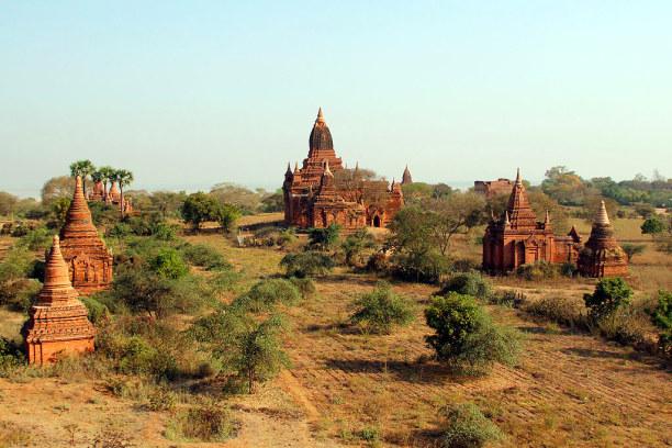 Kurztrip Myanmar » Bagan