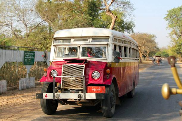 Kurzurlaub Myanmar » Bagan