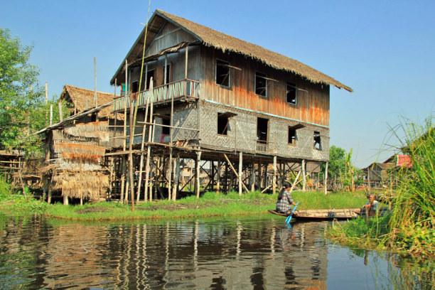 Kurzurlaub Myanmar » Nyaungshwe