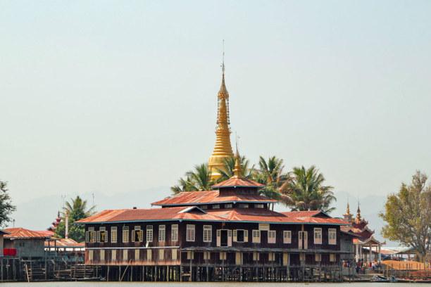 Kurzurlaub Nyaungshwe (Stadt), Myanmar, Myanmar, Kloster