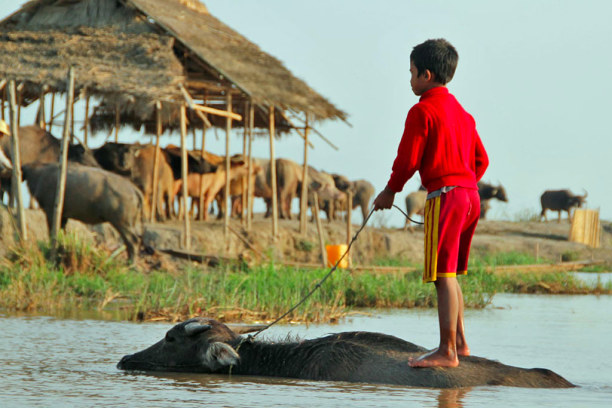 Kurztrip Myanmar » Nyaungshwe