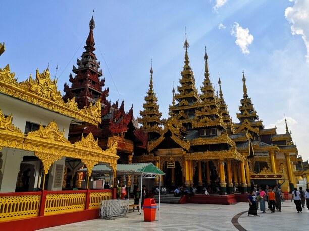 Kurztrip Myanmar » Yangon