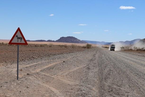 Kurztrip Namibia, Namibia, Auf der Fahrt in Richtung Sesriem und Sossusvlei kommen wir an den typ