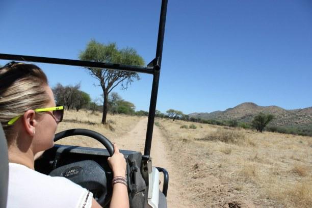 Kurztrip Namibia, Namibia, Buschführerschein bestanden !! :)