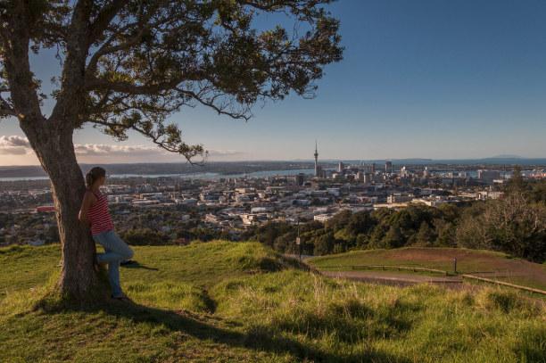 1 Woche Nordinsel, Neuseeland, Wem der Trubel in der Stadt zu viel ist, der sollte unbedingt auf den