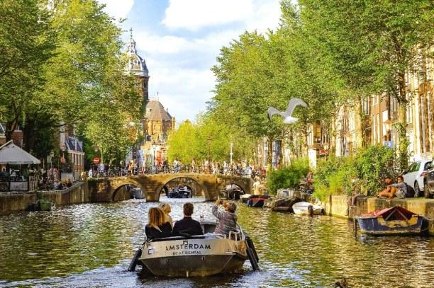Kurzurlaub Amsterdam & Umgebung, Niederlande, Amsterdam