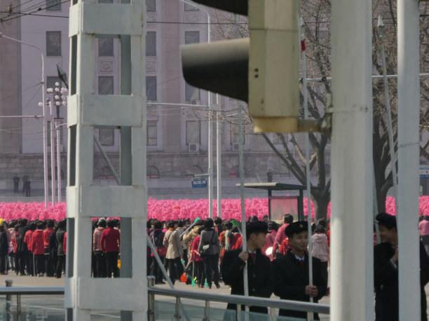 Eine Woche Nordkorea, Demokratische Volksrepublik » Nordkorea