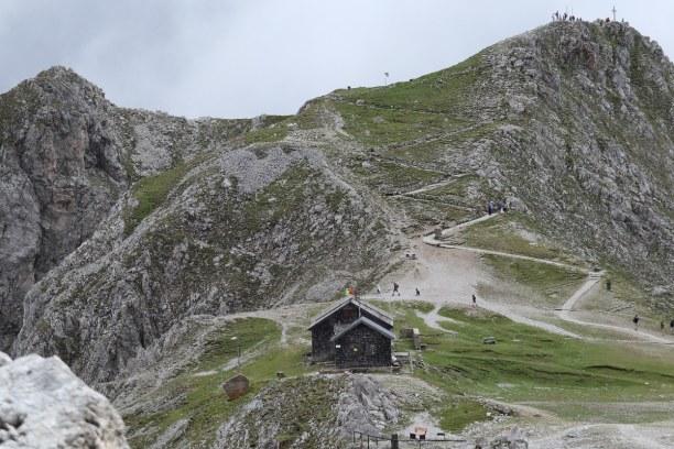 Kurztrip Innsbruck (Stadt), Nordtirol, Österreich, Eine kurze Wanderung auf der Nordkette lohnt sich allemal.