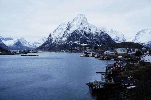 10 Tage Lofoten & Vesterålen, Norwegen, Reine - DAS Postkartenmotiv der Lofoten