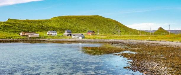 1 Woche Nordnorwegen, Norwegen, Norwegische Idylle - einfach ein traumhafter Ort!