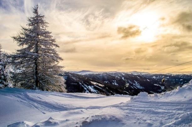 Kurztrip Kärnten, Österreich, Auch die Sonnenuntergänge hier können sich sehen lassen!