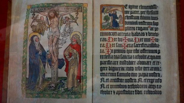 Langzeiturlaub Niederösterreich, Österreich, darunter 2.000 Handschriften, dürfen vom täglichen Besucherstrom bes