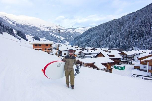 Kurztrip Nordtirol, Österreich, Es wären nicht wir, wenn wir nicht mal was Verrücktes machen würden