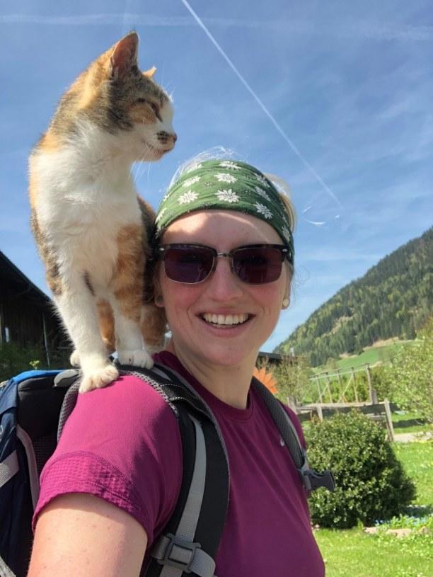 Kurztrip Nordtirol, Österreich, Neue Freunde machen kann ich ;-)