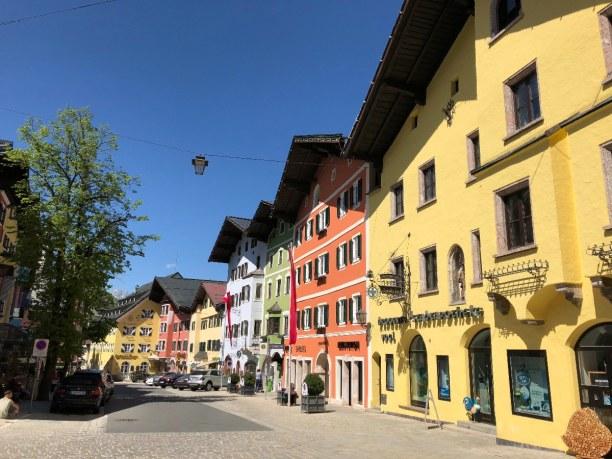Kurztrip Nordtirol, Österreich, All diese wunderschönen Farben in Kitzbühel!