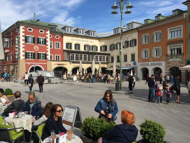 Kurzurlaub Salzburger Land, Österreich, In Lienz lassen wir unseren Roadtrip über die Großglockner Hochalpen
