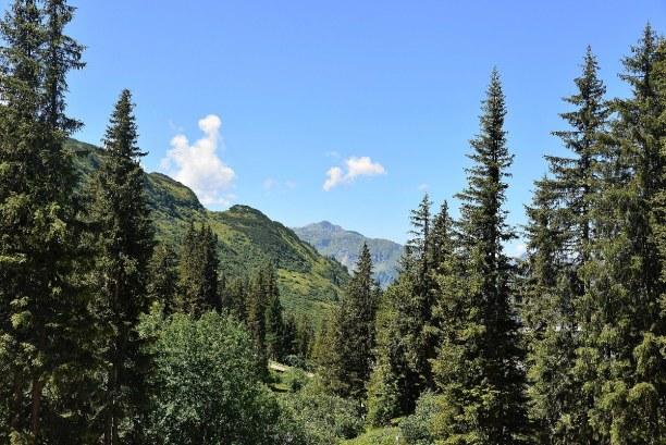 10 Tage Tirol, Österreich, Kaunertal