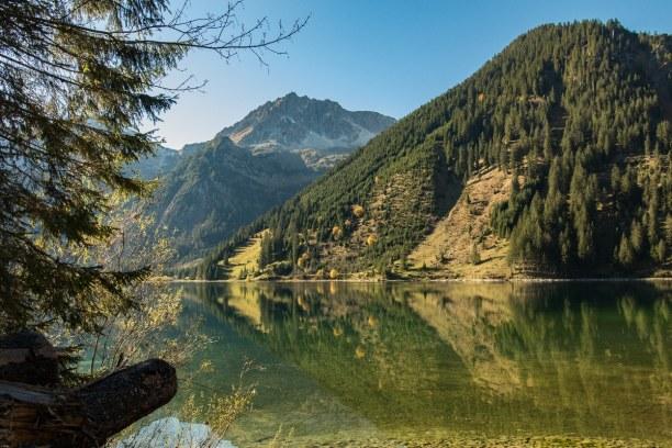 10 Tage Tirol, Österreich, Das Tannheimer Tal bietet sich hervorragend zum Wandern, Klettern oder
