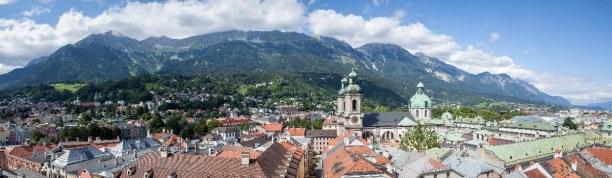 10 Tage Tirol, Österreich, Innsbruck
