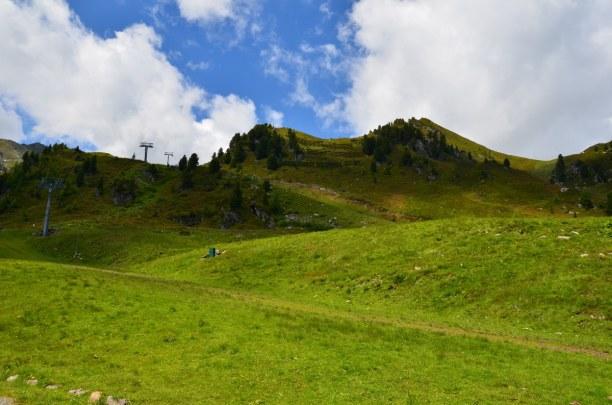 10 Tage Tirol, Österreich, Das Zillertal eignet sich ideal zum Bergsteigen, die Stauseen bieten e