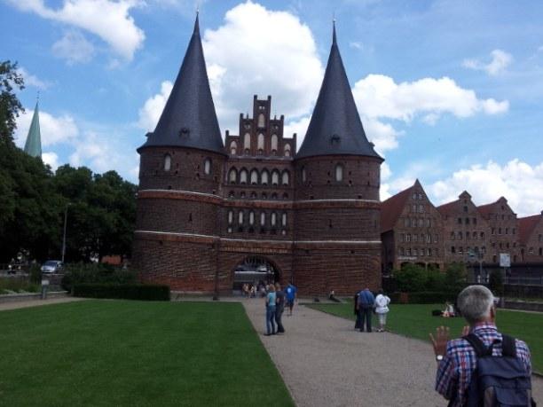 Zwei Wochen Niendorf (Stadt), Ostseeküste, Deutschland, Lübeck