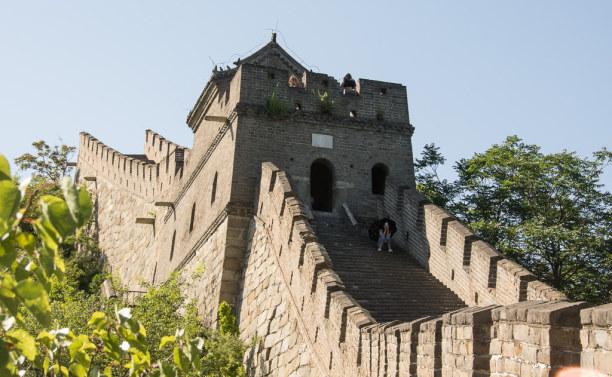Eine Woche Peking (Stadt), Peking und Umgebung, China, Viele Denken, dass sich die Chinesische Mauer direkt in Peking befinde