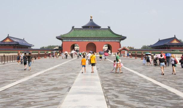 Eine Woche Peking (Stadt), Peking und Umgebung, China, En weiteres Highlight von Peking befindet sich südlich der Verbotenen