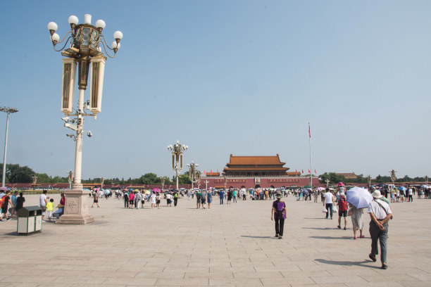 1 Woche Peking (Stadt), Peking und Umgebung, China, Wer das erste Mal in Peking ist beginnt seine Sightseeing-Tour durch d