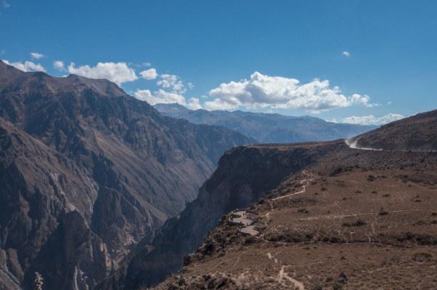 Langzeiturlaub Peru, Peru, Der Cruz del Condor ist ein Aussichtpunkt, von dem aus du die riesigen